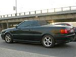 Audi 80 и ее заводские модификации