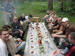 Четвертая встреча клуба, Новосельцево